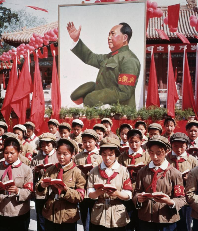 Cultural Revolution Children