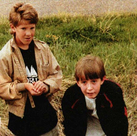 Dylan Klebold Brooks Brown