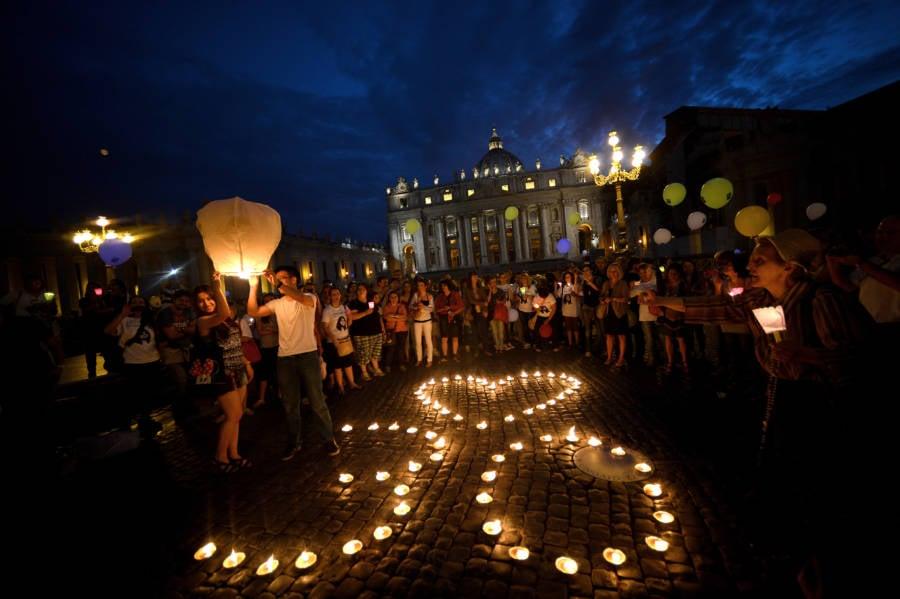 Emanuela Orlandi 30th Anniversary Vigil