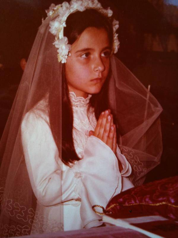 Emanuela Orlandi Praying