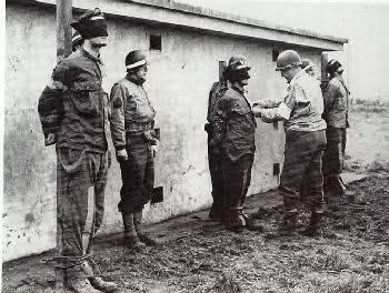 German Soldiers Executed