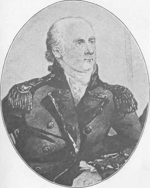 Governor Philip King