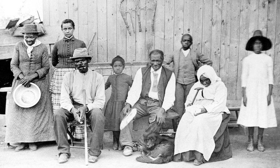 Harriet Tubman Rescued Slaves