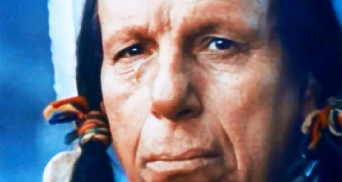 Iron Eyes Cody: America's Favorite Indian Was Really Italian