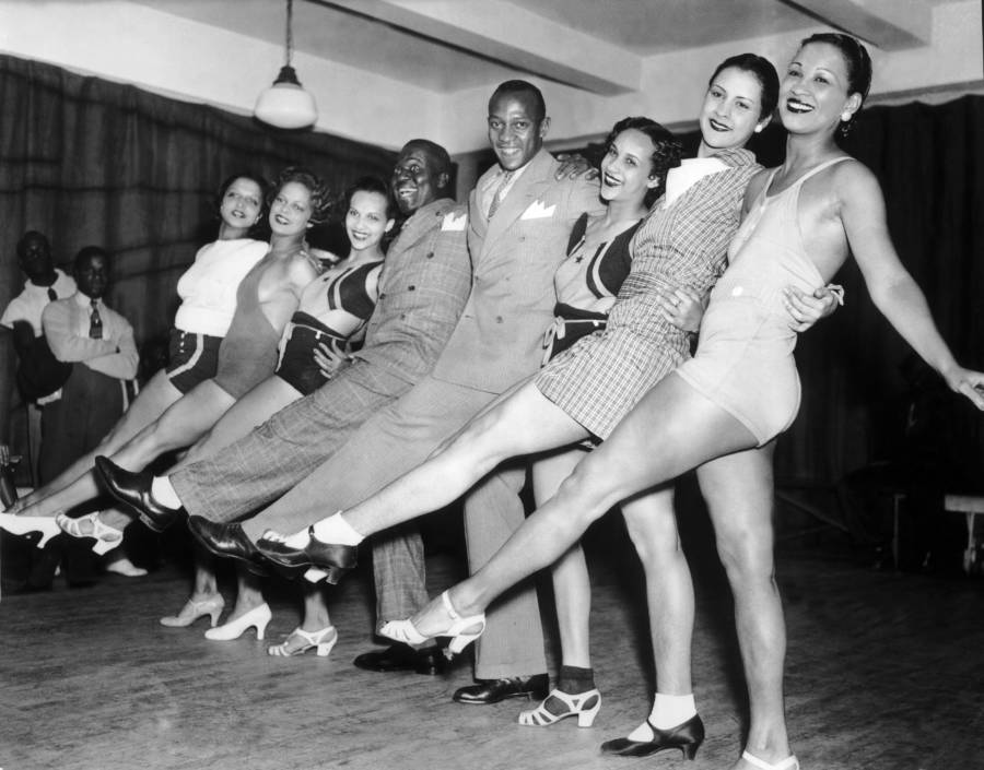 Jesse Owens Dancers