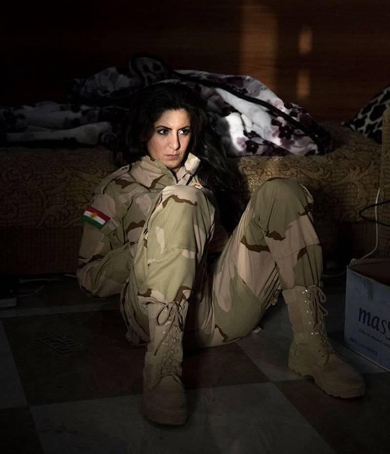 Joanna Palani Fighting ISIS