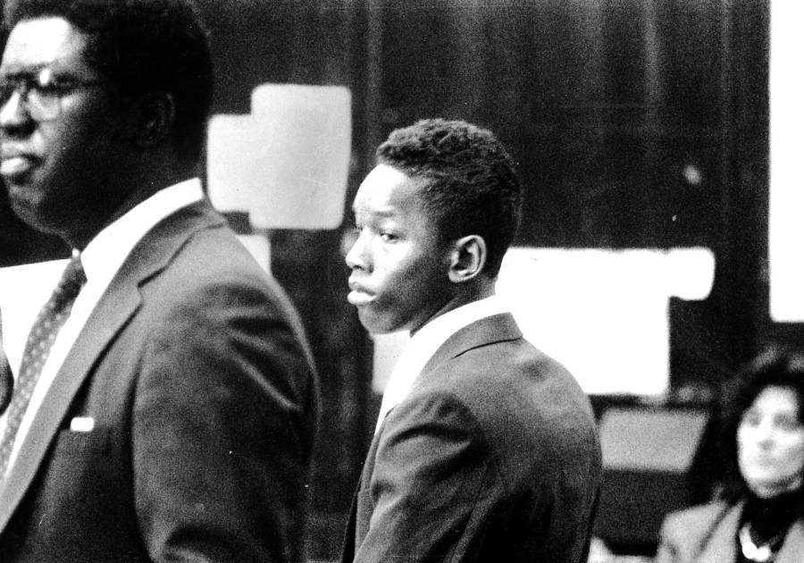 Korey Wise Of The Central Park Five