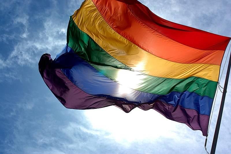 Lgbtq Rainbow Flag