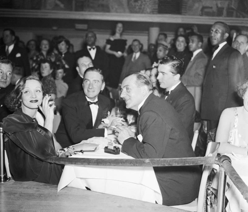 Marlene Dietrich Fritz Lang