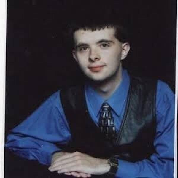 Nicholas Godejohn As A Teen