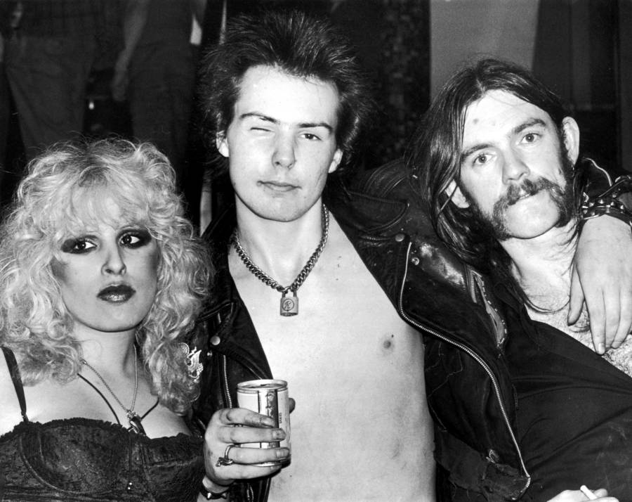Sid Nancy Lemmy