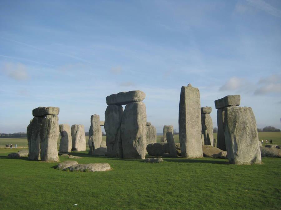 Stonehenge Structures