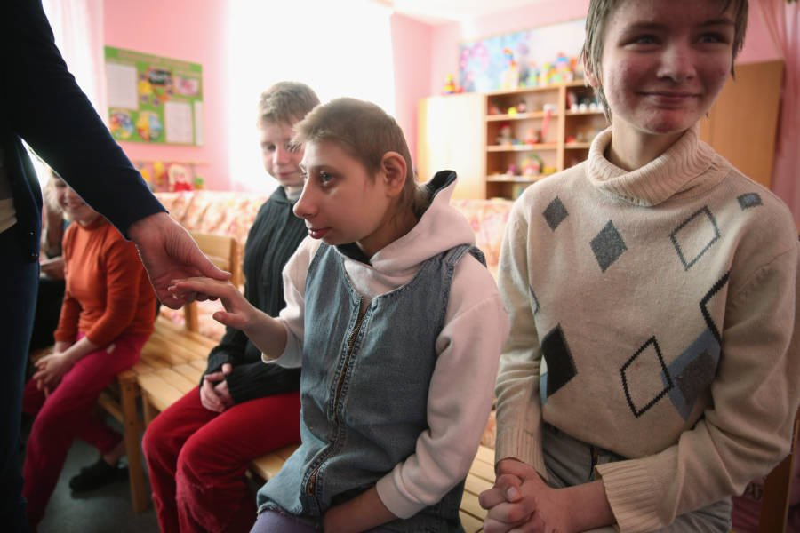 Vesnova Home For Invalid Children