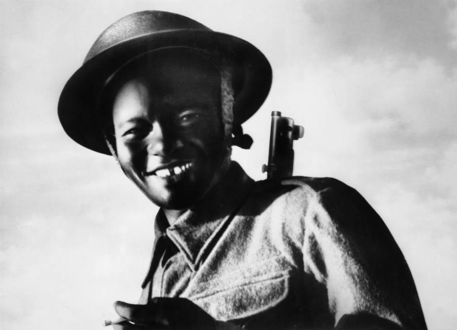 Wwii East African Pioneers