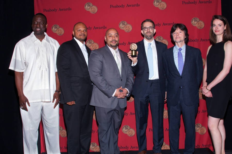 Central Park Five With Ken Burns