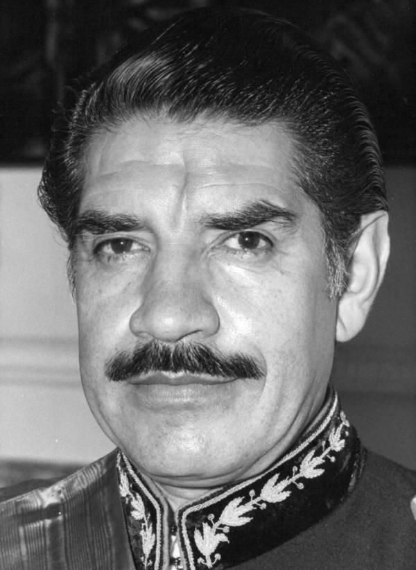 General Bolivia Rogelio Miranda
