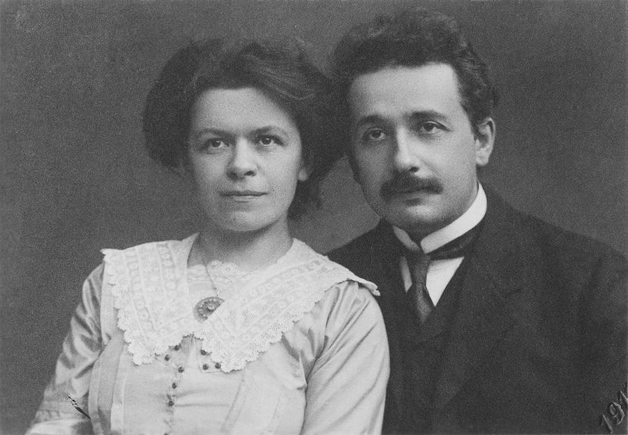 Albert Einstein Mileva Maric
