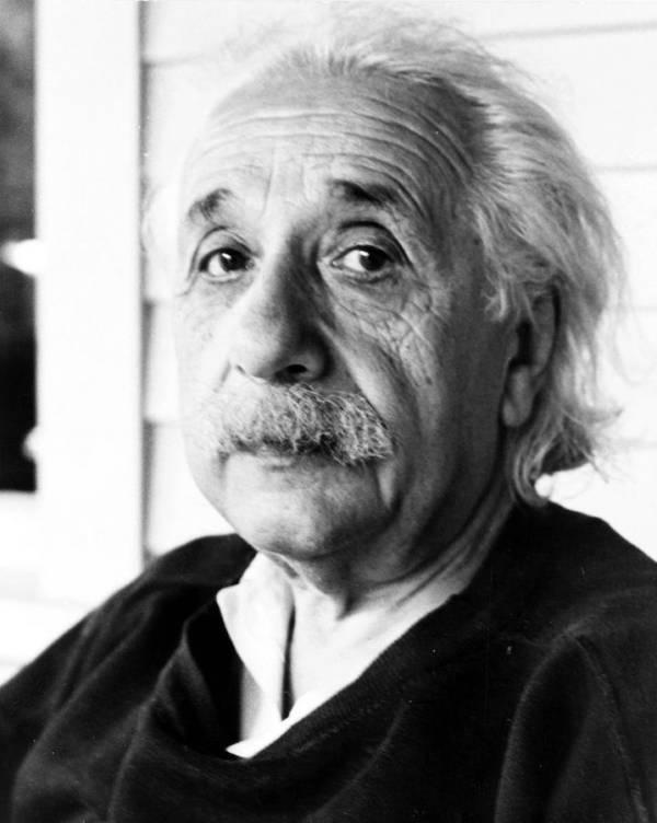 Albert Einstein Old