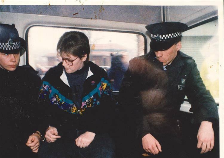 1993 Arrest
