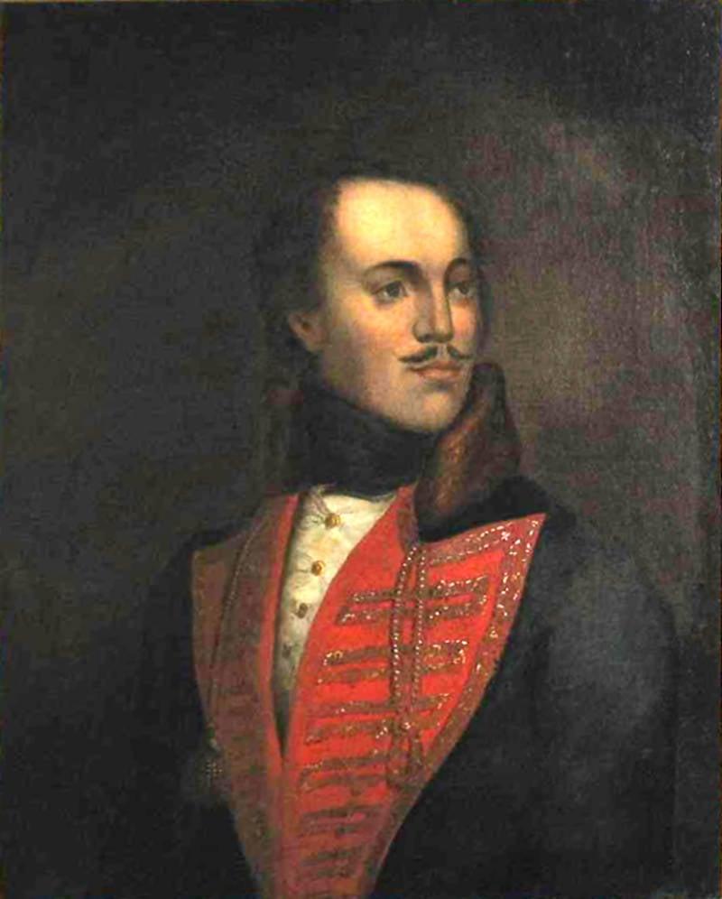 Casimir Pulaski Portrait