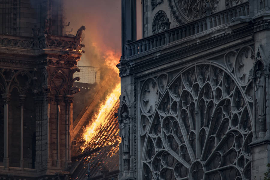 Cathedral Architecture Burns