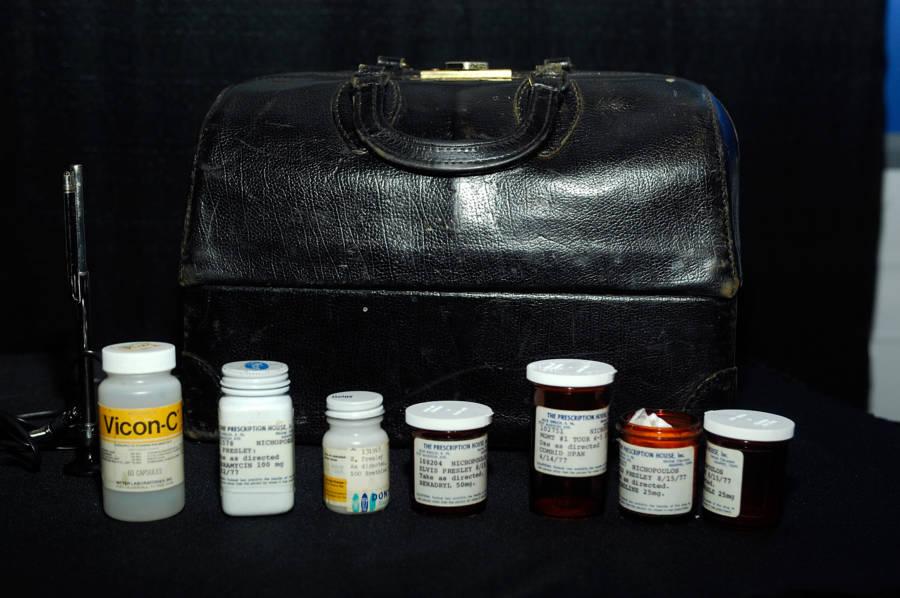Bag Of Dr. George Nichopoulos