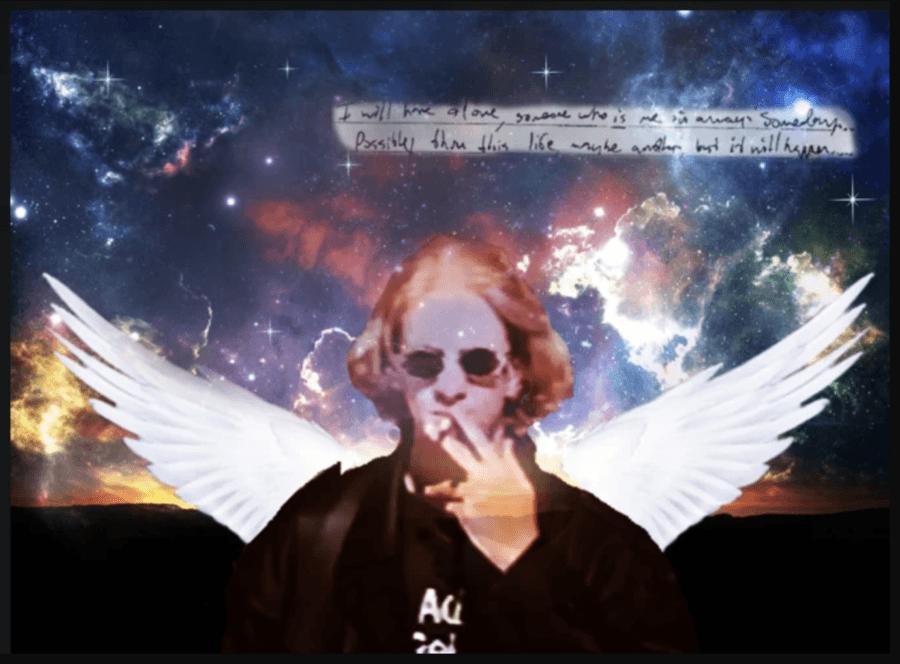Dylan Klebold Columbine Fan Art Angel Wings