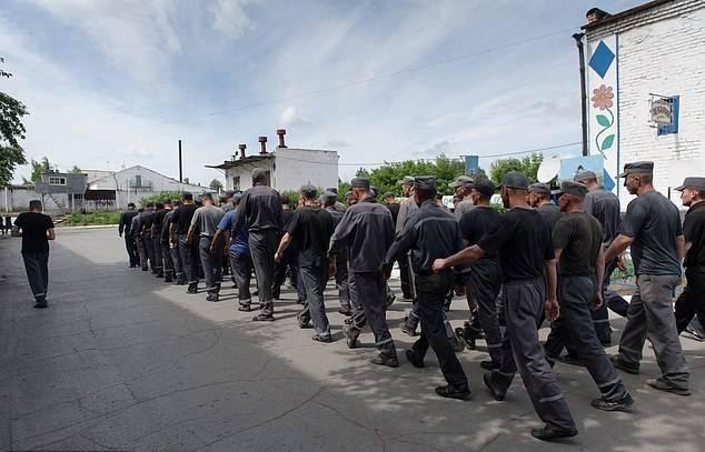 Ekaterina Kazakh Prison