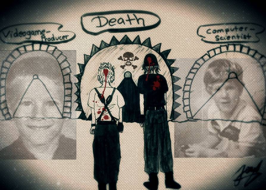 Eric Harris Dylan Klebold Columbine Fan Art