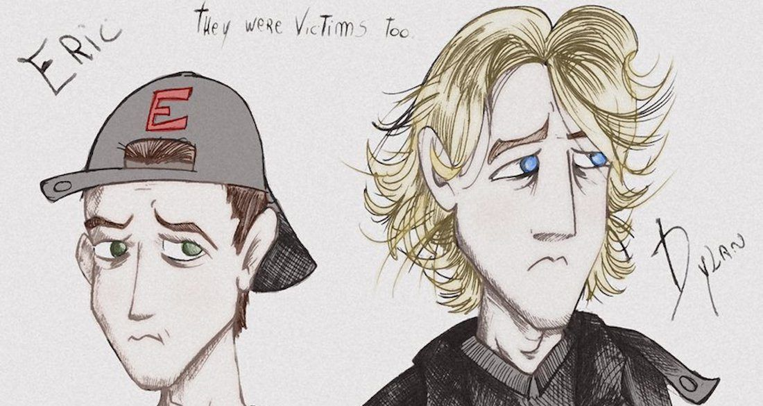 Columbiners And Sol Pais The Fans Of Eric Harris And Dylan Klebold