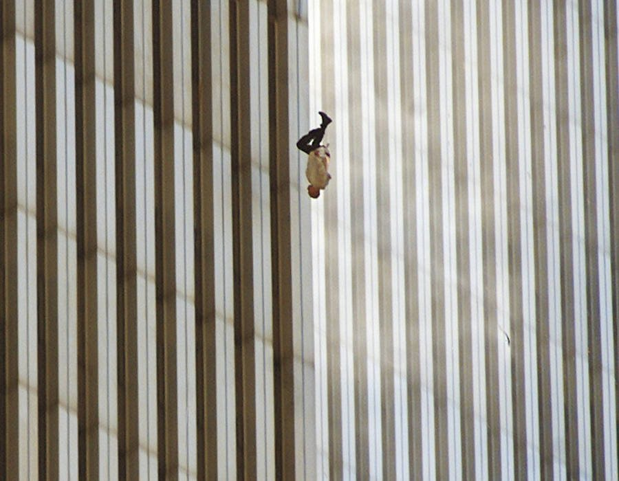 The Falling Man On 9/11