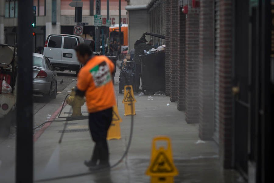 Poop Patrol Aims To Clean The Feces From San Francisco Streets