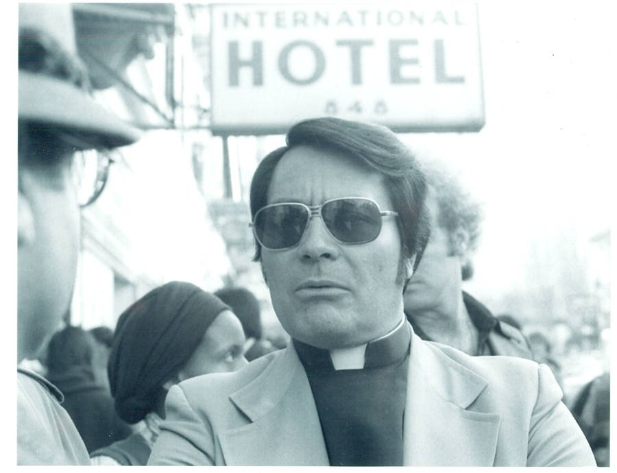 Jim Jones In Sunglasses