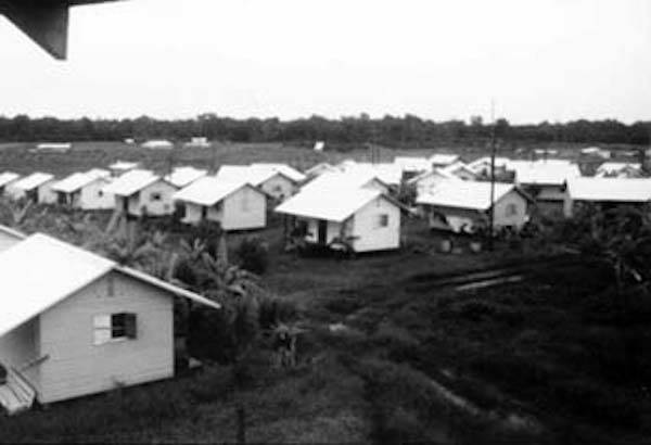 Peoples Temple Houses In Jonestown