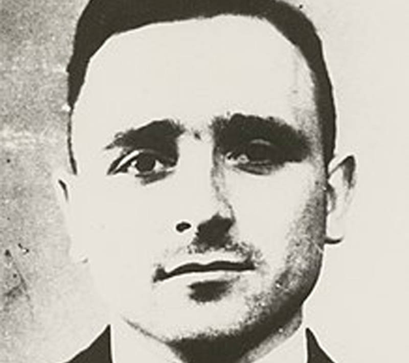 Klaus Barbie Closeup