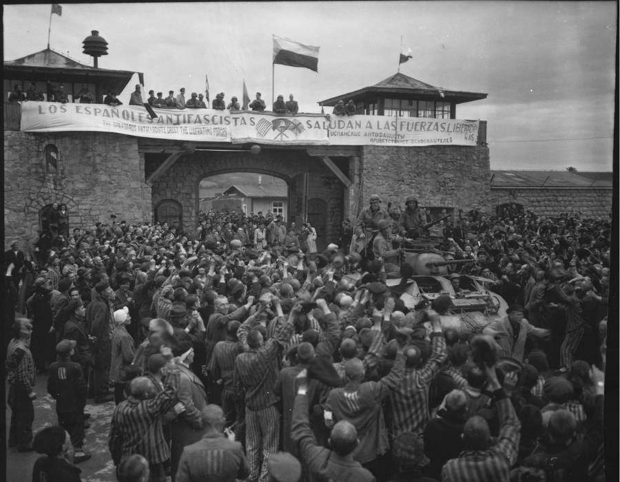 Liberation Camp