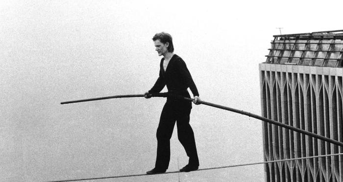 Philippe Petit Nyc