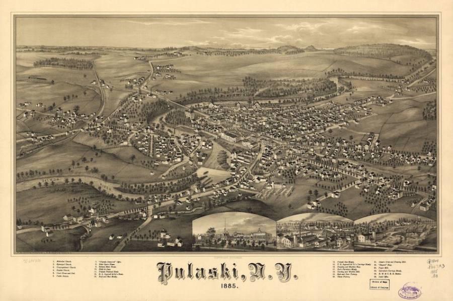 Pulaski New York