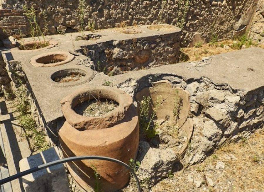 Thermopolium In Pompeii