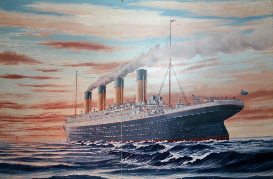 Titanic Love Letter