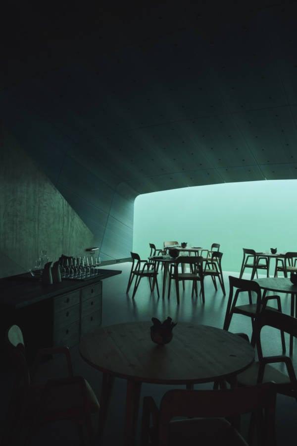 Underwater Restaurant Chairs