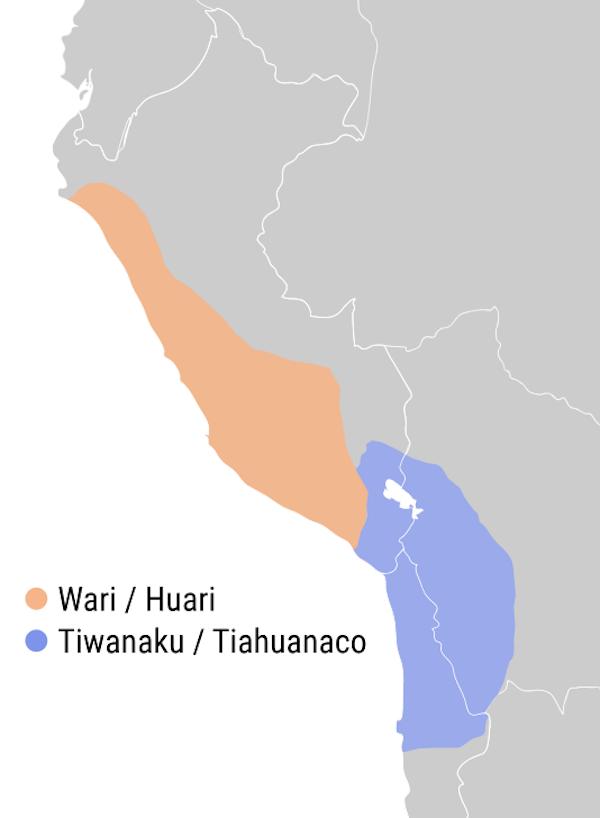 Wari Map