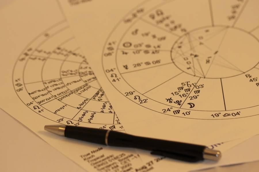 Horoscope Astrology Zodiac.