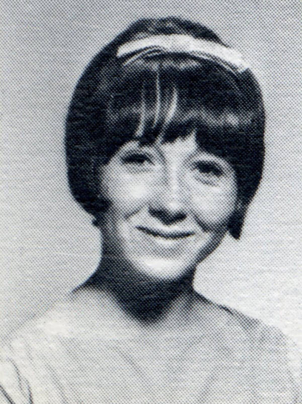 Lynette Fromme's High School Yearbook Photo