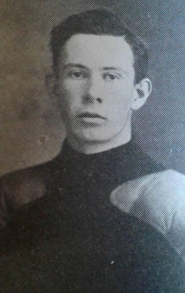 William Moulton Marston Young Portrait