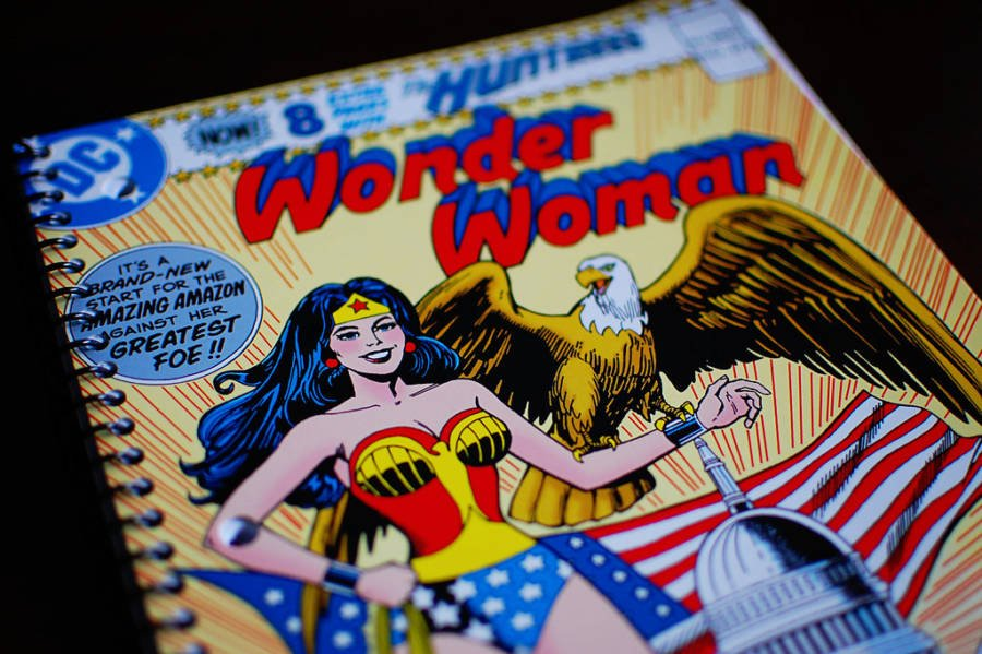 William Moulton Marston Wonder Woman Comic