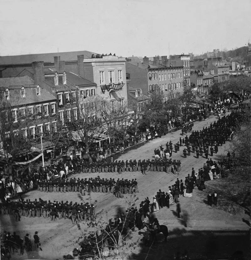 Abraham Lincoln Assassination Funeral