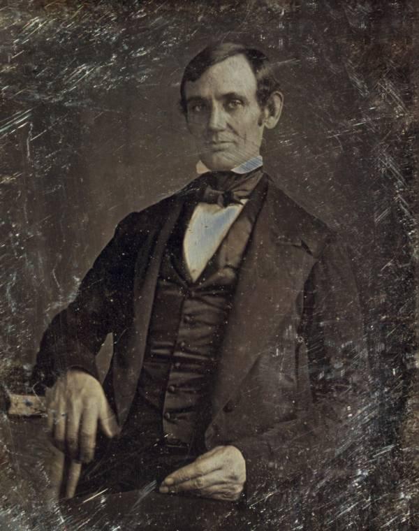Congressman Abraham Lincoln
