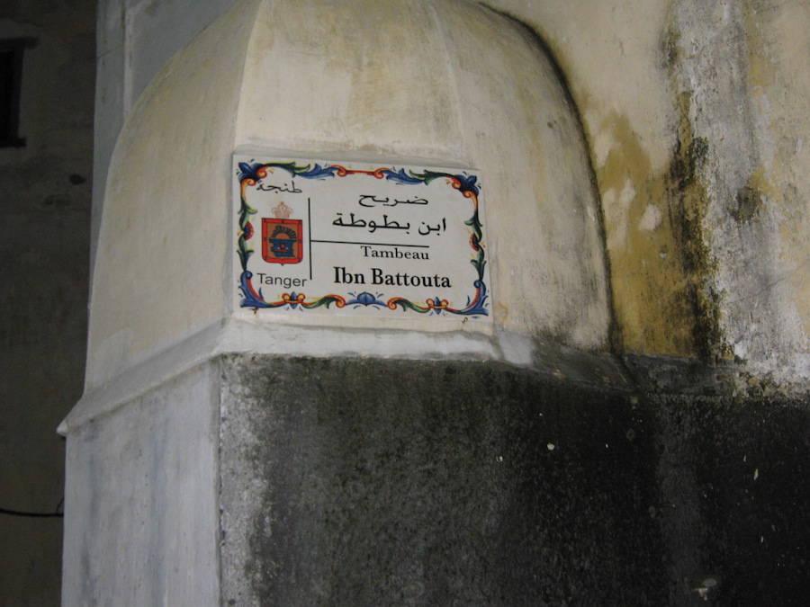 Battuta's Gravesite