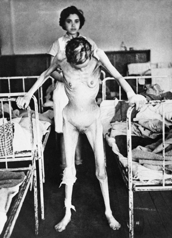 Naked Survivor Learning To Walk
